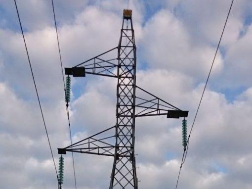 Subestaciones y lineas electricas